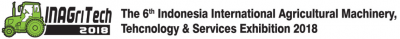 INAGRITECH 2018 ─ The 6th Indonesia International Agricultural Machinery, Equipment, Technology Services Exhibition 2018 2018 7 25 7 27